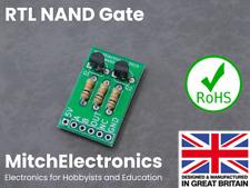 5 x RTL NAND Gates - Electronic / Electronics DIY Kit