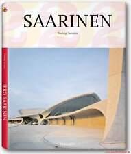 Fachbuch Eero Saarinen 1910-1961 Ein funktionaler Expressionist viele Bilder NEU