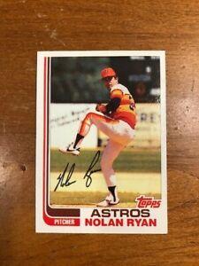 1982 Topps Nolan Ryan #90 Baseball Card - NM