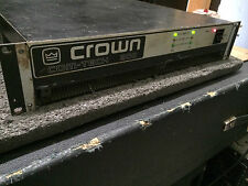 Crown Com-Tech 200 - 2 Channel 300W Professional Amplifier Home Theater //ARMENS