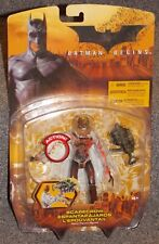 2005 Dc Batman Begins Scarecrow Action Figure New In The Package