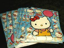 Hello Kitty 25 X A4 hojas de brillante hoja de pegatinas (505) Bolsas De Fiesta Media