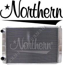 "Northern 209625 Aluminum Racing Radiator Ford Mopar 28"" x 19"" Left Double Pass"