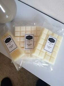 Highly Scented Designer Soy Wax Melt Snap Bar 90 + Fragrances Available
