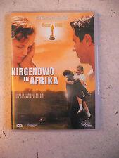 Nirgendwo in Afrika - DVD Abenteuer Drama Kultfilm Blockbuster Caroline Link TOP