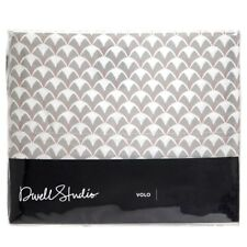 Dwell Studio Volo Scale King Sheet Set 4 pc 300 Thread Count 100% Cotton NEW