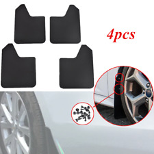 PP+TPO Plastic 4x Car Front+Rear Fender Mud Flaps Mudguards Splash Guards Tool