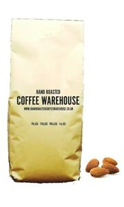 Amaretto Flavoured Coffee 100% Arabica Beans Freshly Roasted in UK!