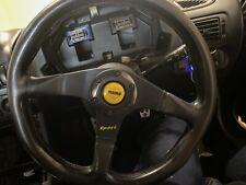 mitsubishi FTO MOMO Steering Wheel