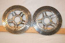 Honda CB1100 CB900 CB750 SC11 SC01 SC09 SC08 RC04 Bremsscheiben, Eckert, gelocht