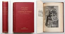 Production et distribution de l'énergie pour la traction èlectrique 1902 Martin