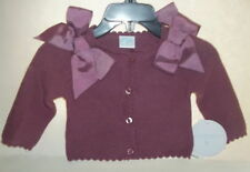 Edgehill Collection Sweater in Plum NB