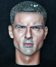"""1/6 scale action figure toys tom cruise head sculpt 12"""" mission impossible"""