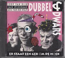 Dubbel & Dwars – Er Staat Een Gek Om De Hoek   cd.   Jack Spijkerman
