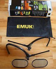 EMUK Wohnwagen Spiegel Caravanspiegel VW Tiguan Sharan Seat Alhambra 100158 NEU