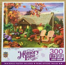 Memory Lane Jigsaw Puzzle Autumn Warmth NEW