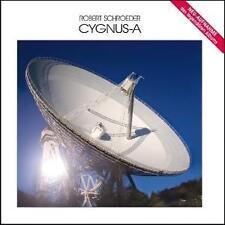 Robert Schroeder CD Cygnus-A Berlin School Electronic Music Space 80´s Synth Neu