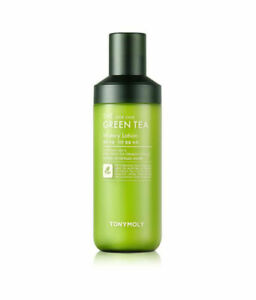 [TONYMOLY] The Chok Chok Green Tea Watery Lotion 160ml Korea Cosmetic