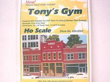 Ho Rix Smalltown Kit Tony'S Gym . Kit pack is still sealed & never opened.