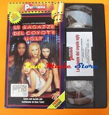 film VHS LE RAGAZZE DEL COYOTE UGLY    CARTONATA PANORAMA (FP3)*  no dvd