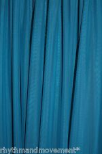Dance Costume Fabric Teal/Jade Green Sheer STRETCH Mesh 1m x150cm