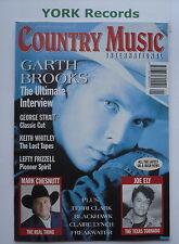 COUNTRY MUSIC INTERNATIONAL MAGAZINE - January 1996 - Garth Brooks/George Strait