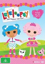 Lalaloopsy - Friends Are Sew Special (DVD, Kids) New/Sealed!