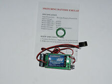 Turnigy 5/6a switching bec 2-10cell lipo (8-40v) sbec new!