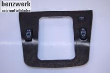 Mercedes SLK R170 Abdeckung Schaltkulisse Vogelaugenahorn 1706803136 28041801