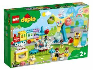Lego Duplo 10956 Amusement Park Building Kit 95 Pcs