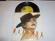 """Madonna-La Isla Bonita - 1987 Reino Unido 7"""" SINGLE VINILO"""