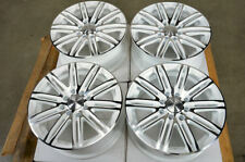 "14"" Wheels Honda Civic Accord Insight Cobalt Spark Miata Cooper White Rims 4 Lug"