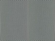 Baumwollstoff beschichtet - Fresh Dots - laminated - Punkte weiß auf schwarz 1cm