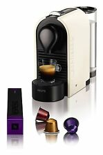 Nespresso U Coffee Machine by Krups - Pure Cream ** Brand New Boxed **