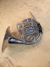 Musikwerks Double French Horn-Copy of 8D-Nickel Plated-Nice Player-Economical!