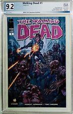 Walking Dead #1-PGX 9.2 NM-  Wizard World NYC-Neal Adams Variant