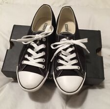 Converse All Stars Black & White Low Cut