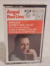 Berlioz-Romeo & Juliet, Carlo Maria Giulini, Chicago Symphony Orchestra, Angel