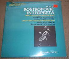 Rostropovich DVORAK/SAINT-SAENS Concertos - I Grandi Interpreti 310086 SEALED