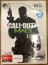 Call of Duty: Modern Warfare 3 BRAND NEW (Nintendo Wii, 2011)