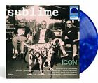 Sublime : Icon [Greatest Hits] (Exclusive Oceania Blue Vinyl LP) New! Santaria