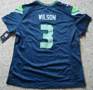 russell wilson ladies jersey