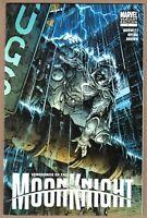 VENGEANCE OF THE MOON KNIGHT #1 FINCH VARIANT MARVEL COMICS 2009 DISNEY+ SHOW NM