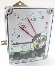 ARTHUR GRILLO Peritact 80 Differenzdruckmessgerät Druckmessgerät 220V~ 0...400Pa