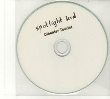 (EU263) Spotlight Kid, Disaster Tourist - DJ CD