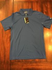 NWT NIKE GOLF Mens Small DRI FIT VICTORY GOLF POLO TOUR PERFORMANCE 509167 491