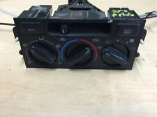 TOYOTA PRADO 95 SERIES HEATER AIR COND CONTROLS N#90744