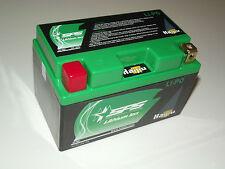 Iones de litio de 12v Batería de la motocicleta Carrera ligero de alta potencia lipo10a Ytz10s