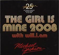 "#32 Michael Jackson The girl is mine 2008 (12"" Maxi Single - 2008)"