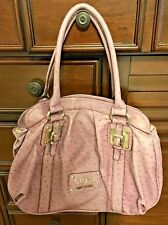 GUESS EST. 1981 LAVENDAR-PURPLE PURSE-TOTE